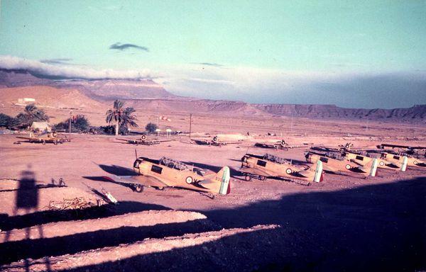 Bou-Saada janvier 1958