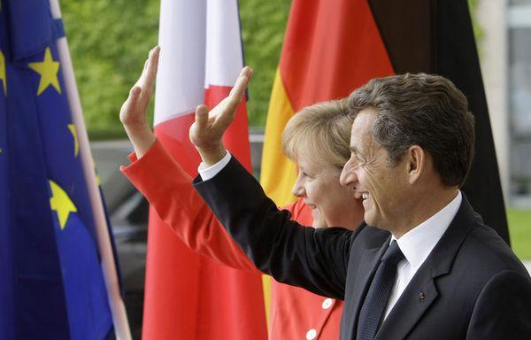 sem11jue Z33 Nicolas-Sarkozy-et-Angela-Merkel-Berlin-crise-