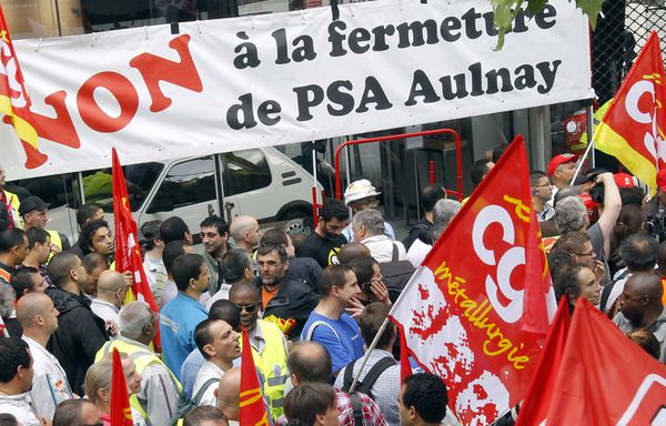 Rencontre syndicats-gouvernement 2012