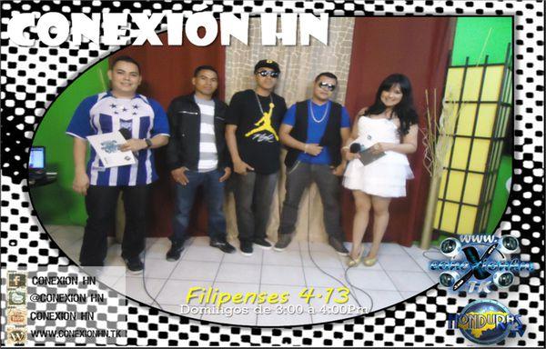 Conexion HN Filipenses 4.13 Erick Estrada Yessy Rubio