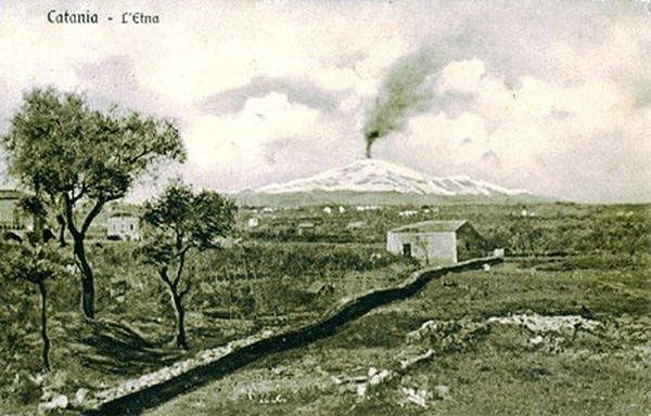 Etna fin 1800 - Sunday times - Cannizzo