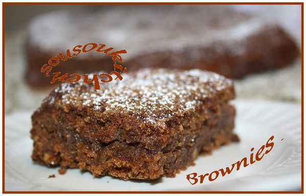 Brownies براونيز