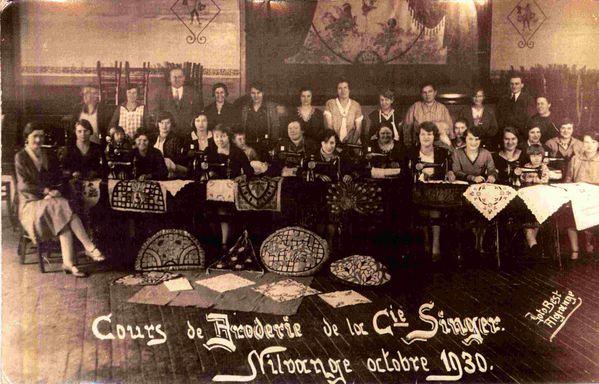 1930 Ecole Singer