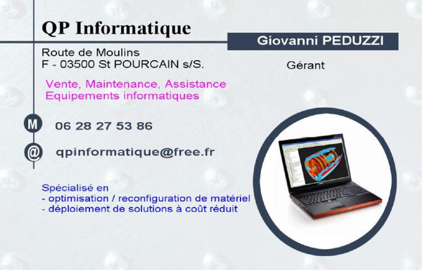 qp informatique