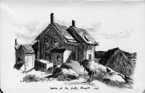 E.H.House at Forth 1924