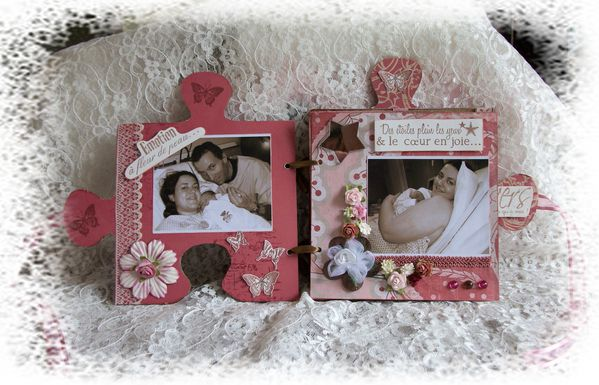 mini album puzzle scrapsandy 2