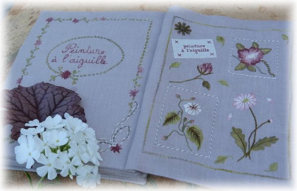 cahier broderie XI a 1
