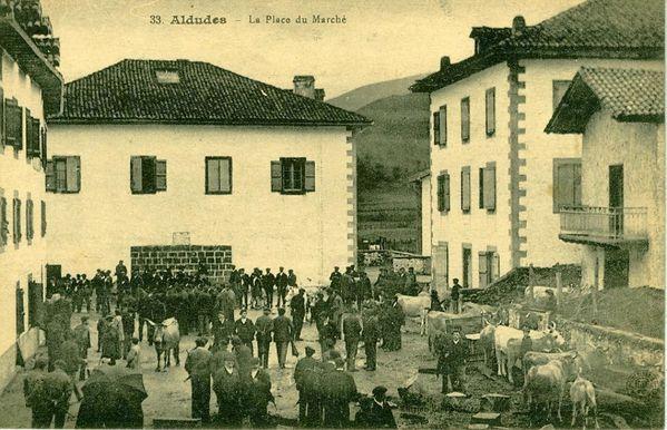 Aldude merkatia Picabéa