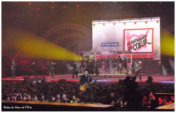 Les Enfoires 2011 Arena Montpellier 02b