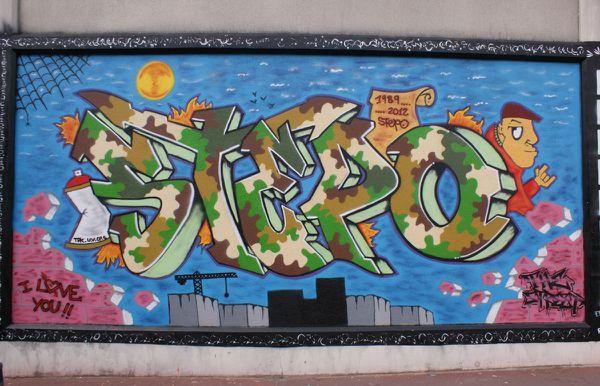 1930 rue du segent Godefroy 93100 Montreuil