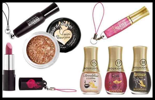 Mini Bourjois paris