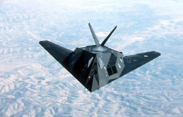 Lockheed F-117 Nighthawk 10