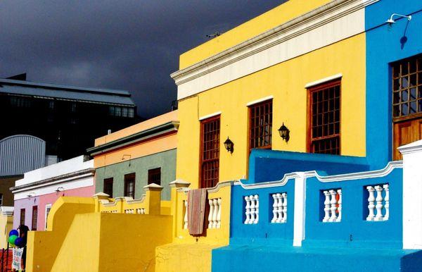 24 Afrique du Sud… Le Cap… Couleurs Malaises