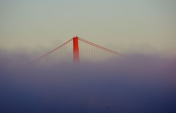3 Etats Unis…San Francisco…Golden Gate Bridge