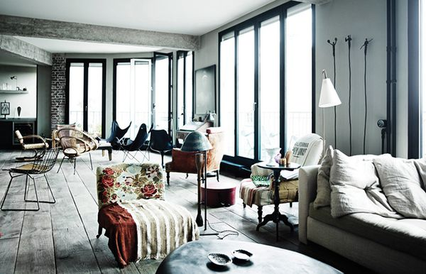 Loft in Paris - A PART CA 4