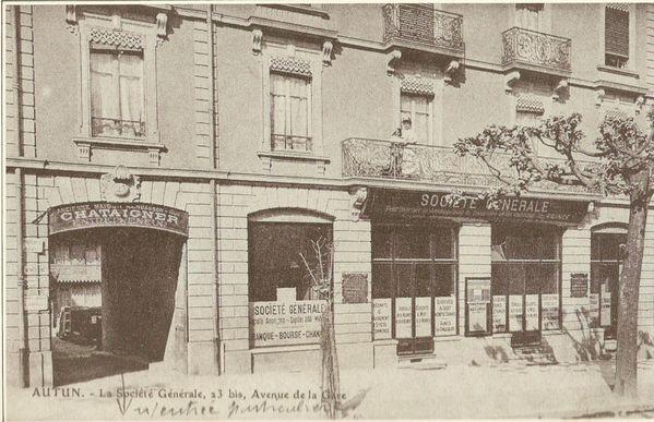AUTUN 22 - Avenue Charles de Gaulle - 21