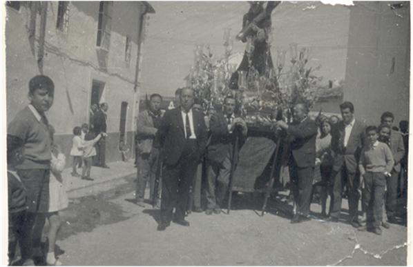 00363 - 1960 - Viernes Santo principios los 60