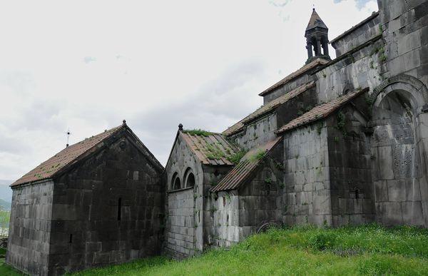 MONASTERE D'HAGHBAT 054 Eglise St Signe (Sourp Nechan)