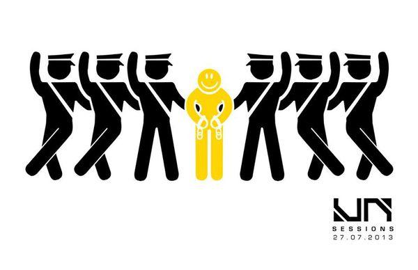 27.07.2013 à México D.F. : Vector Neon presenta una noche de placer y liberación con :