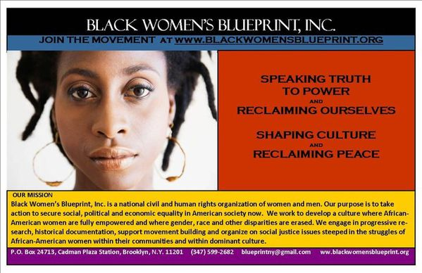 BlackWomen's Blueprint