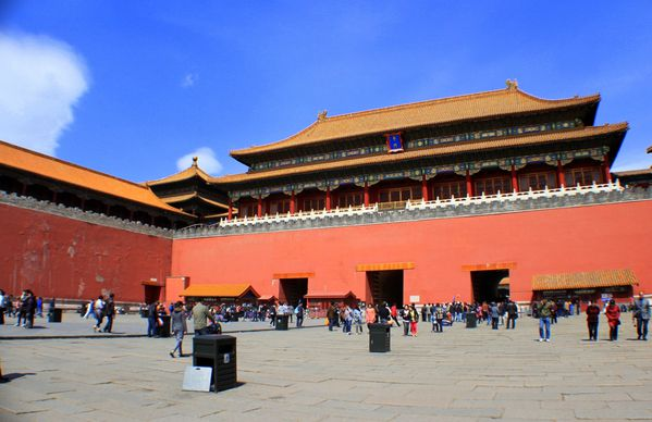 Pekin - forbidden City (3)