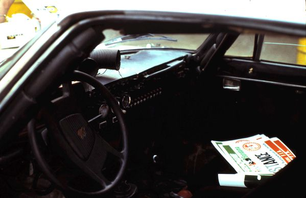 11 me rallye du bandama c te d 39 ivoire 1979 ma vie for Interieur 504 coupe