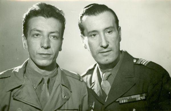 Pierre Duny-Pétré et Jean Pétré