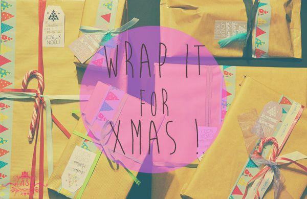 christmas wrapping 0