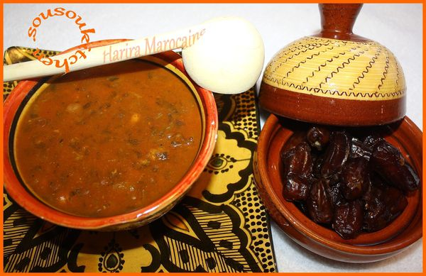 Harira (Soupe Marocaine) 