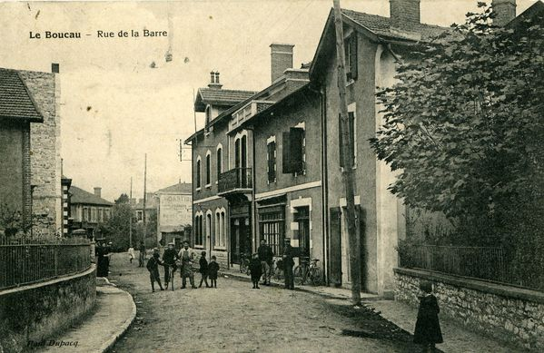 143route barre 1909