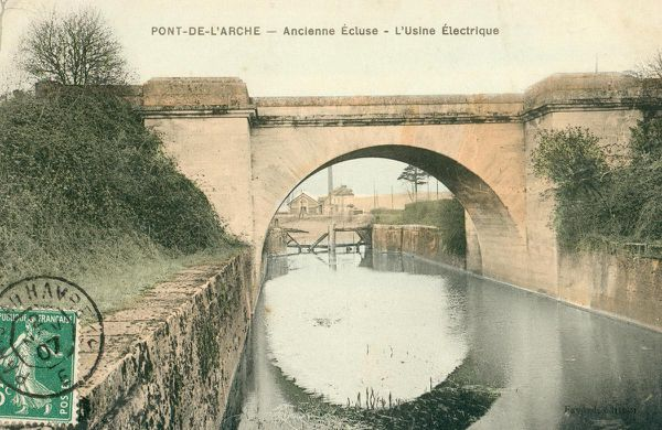 Ancienne-ecluse
