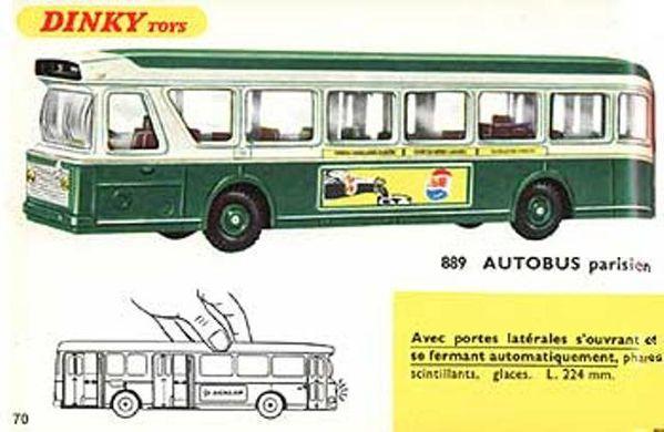 catalogue dinky toys 1967 p70