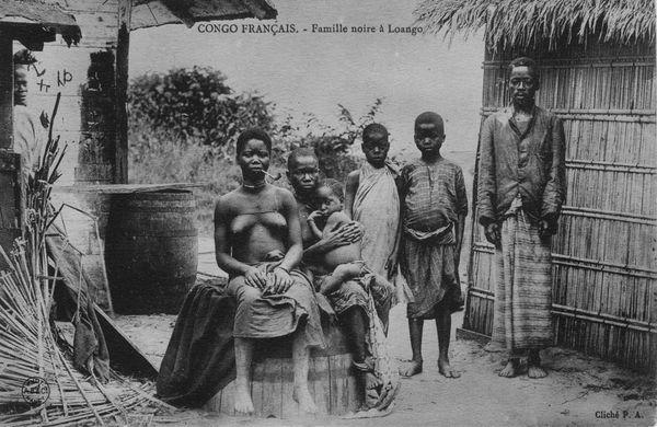 loango-famille-noire