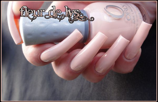 Orly Prelude to a kiss swatch