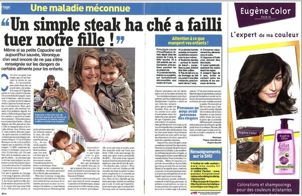 Article Maxi Capucine