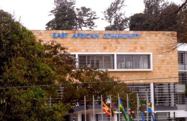 Communauté d'Afrique de l'Est, Arusha, EAC, East African C