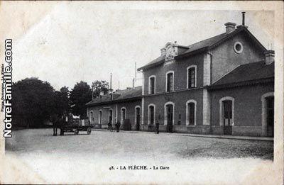cartes-postales-La-Gare-LA-FLECHE-72200-4806-20070922-e3g6o