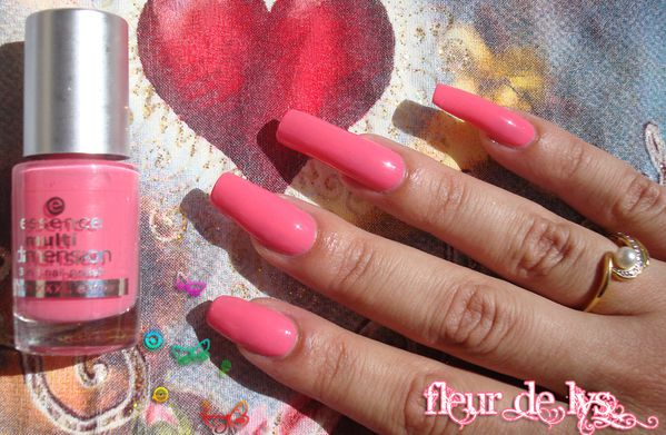 Vernis ESSENCE Love of Pink