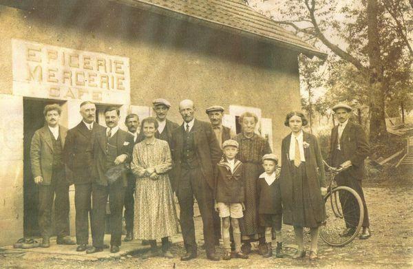 café Noirmouchot 1931
