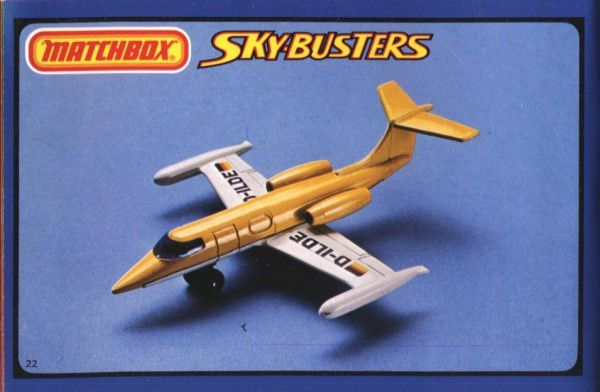catalogue matchbox 1977 p22 sky busters