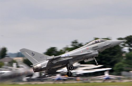 Bourget typhoon