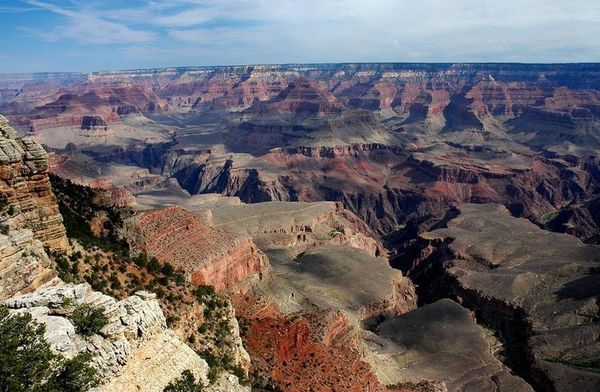 Grand Canyon matin
