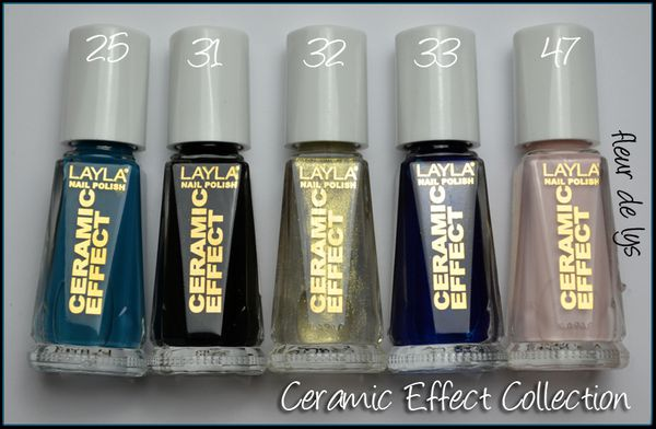 LAYLA Ceramic effect collection2