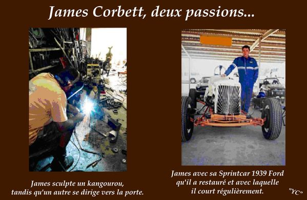JAMES CORBETT DEUX PASSIONS