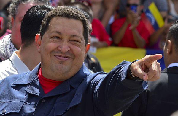 Homenaje al Pueblo venezolano y a su estimado Presidente Hugo Chávez