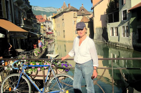 Annecy histoire 1615 Maria