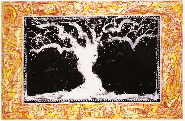 Dessin expos aix en provence alechinsky le blog de mana for Alechinsky oeuvres