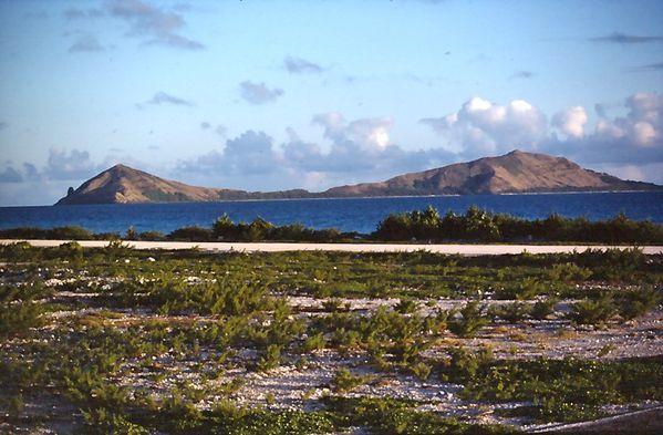 gambiers atoll de totégégie