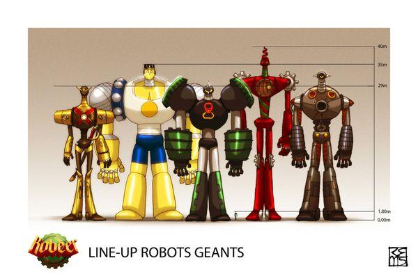 01 ALL ROBOT