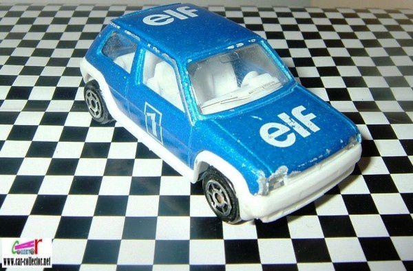 renault 5 r5 supercinq gt turbo elf majorette